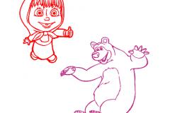 Детские печати для творчества (для игры)